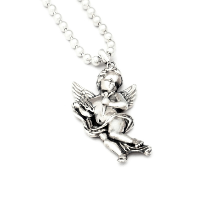 ANGEL CHAIN NECKLACE (80cm)