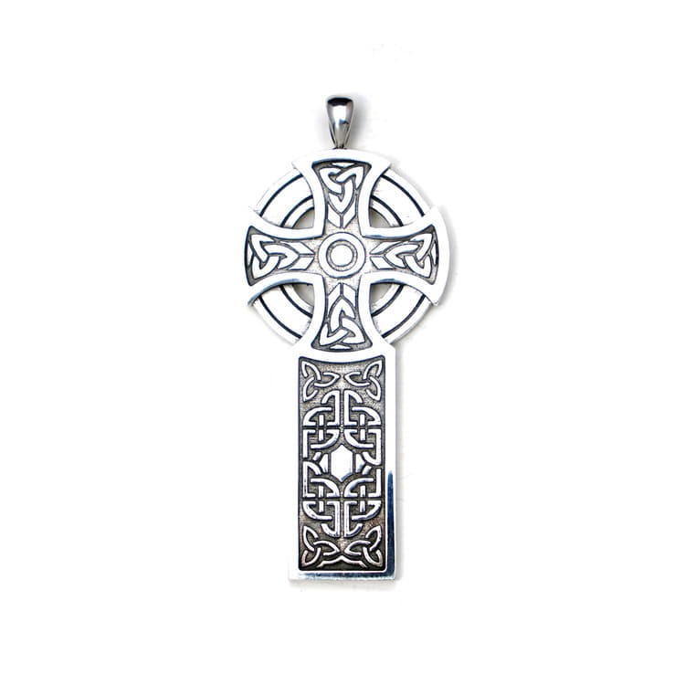 IRISHCROSS NECKLACE (80cm)