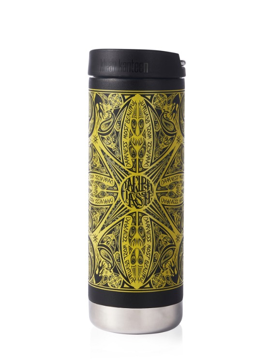 [CALIPHASH X KLEAN KANTEEN] XMILE BANDANA(YELLOW)