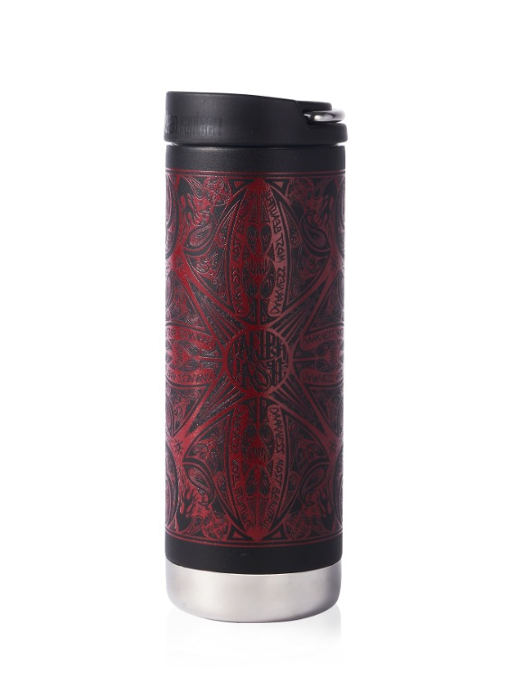 [CALIPHASH X KLEAN KANTEEN] XMILE BANDANA(RED)