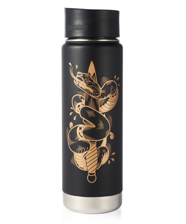 [CALIPHASH X KLEAN KANTEEN] T.O.B KNIFE