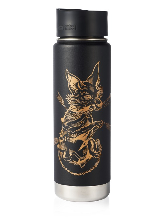[CALIPHASH X KLEAN KANTEEN] T.O.B FOX