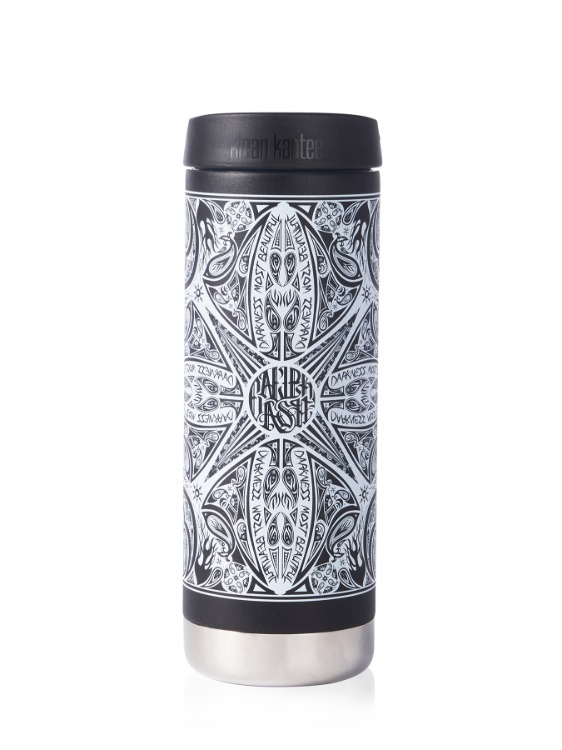 [CALIPHASH X KLEAN KANTEEN] XMILE BANDANA(WHITE)